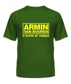 Мужская Футболка Armin Van Buuren (Армин Ван Бюрен) №4