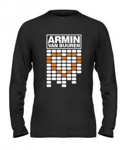 Мужской Лонгслив Armin Van Buuren (Армин Ван Бюрен) №3