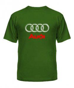 Мужская Футболка Ауди (Audi)