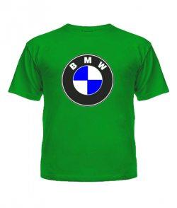 Футболка детская BMW
