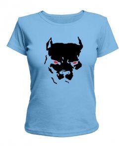 Женская футболка Big dog