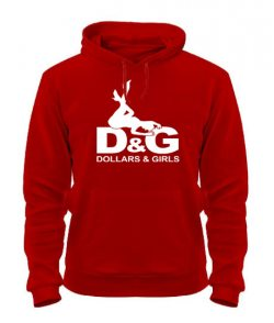Толстовка D8G - dollars8girls - вариант 2