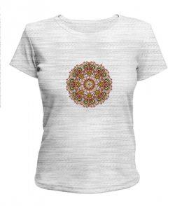Женская футболка Український орнамент №6