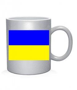 Чашка арт Флаг Украины Вариант №1