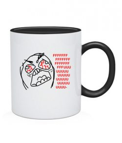 Чашка FFFUUU