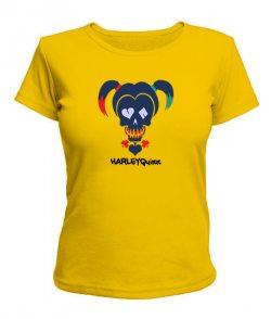 Женская футболка Suicide Squad HARLEYQuinn