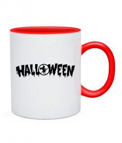 Чашка Halloween №1