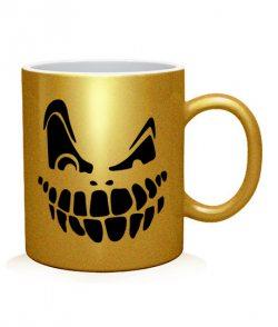 Чашка арт Halloween №8