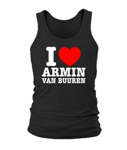 Мужская Майка Armin Van Buuren (Армин Ван Бюрен) №5