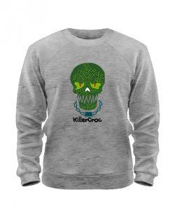 Свитшот Suicide Squad KillerCroc