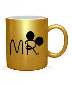 Чашка арт MR.MRS (для него)