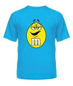 Мужская футболка M&M's