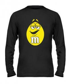 Мужской лонгслив M&M's