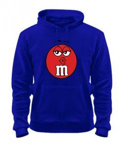 Толстовка M&M's (для нее)