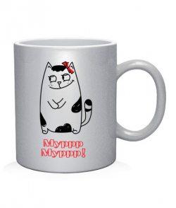 Чашка арт Мур и Мурка (для нее)