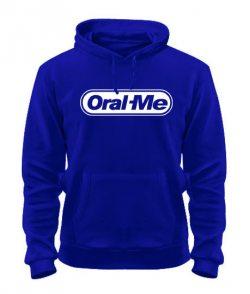 Толстовка Oral-Me