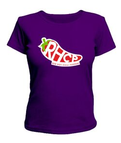 Женская футболка Red Hot Chili Peppers Вариант №2