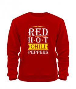 Свитшот Red Hot Chili Peppers Вариант №3