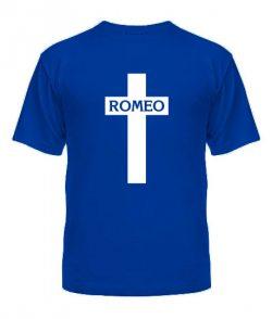 Мужская футболка Ромео и Джульетта