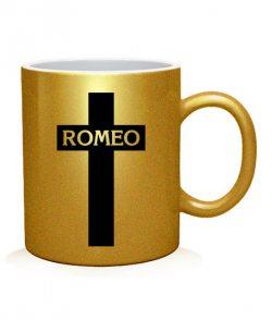 Чашка арт Ромео и Джульетта (для него)
