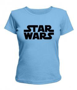 Женская футболка Star Wars №16