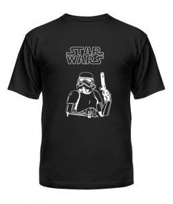 Мужская Футболка Star Wars №6