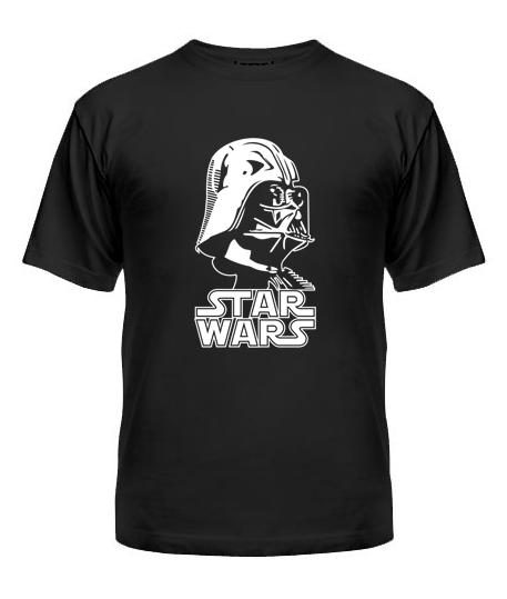 Мужская Футболка Star Wars №4