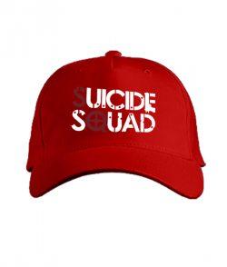 Кепка классик Suicide Squad №2