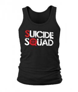 Мужская Майка Suicide Squad №2