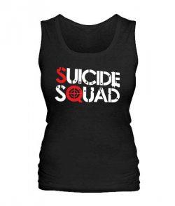 Женская майка Suicide Squad №2