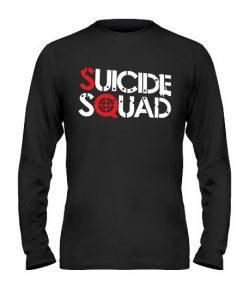 Мужской Лонгслив Suicide Squad №2