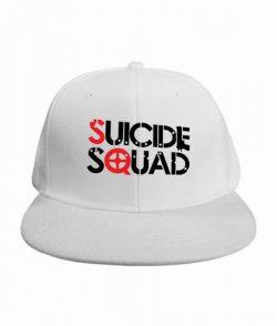 Кепка RAP Suicide Squad №2