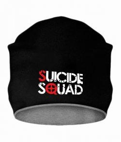 Шапка Suicide Squad №2