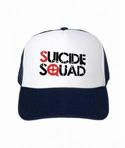 Кепка тракер Suicide Squad №2