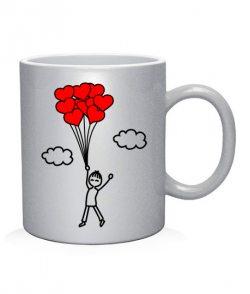 Чашка арт Святой Валентин