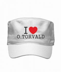 Кепка милитари O.Torvald №11