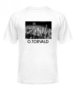 Мужская Футболка O.Torvald №3