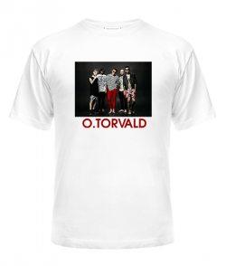 Мужская Футболка O.Torvald №4