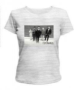 Женская футболка O.Torvald №5