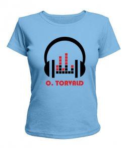 Женская футболка O.Torvald №7