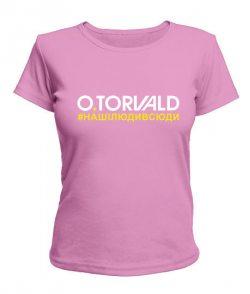 Женская футболка O.Torvald №9