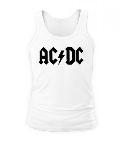 Мужская Майка AC-DC