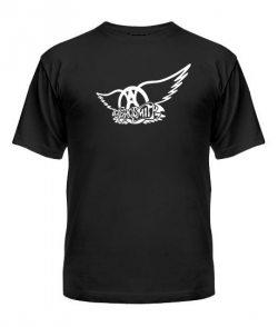 Мужская Футболка Aerosmith