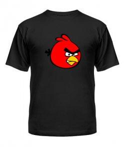 Мужская Футболка Angry Birds Вариант 2