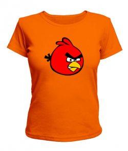 Женская футболка Angry Birds Вариант 2