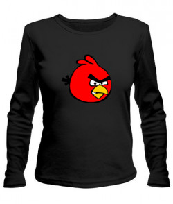 Женский лонгслив Angry Birds Вариант 2