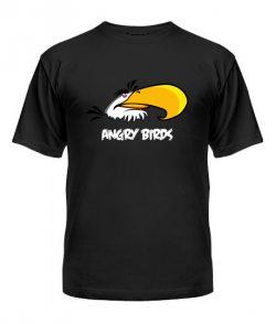 Мужская Футболка Angry Birds Вариант 4