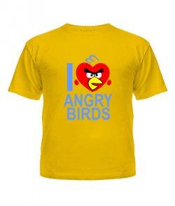 Футболка детская Angry Birds Вариант 10