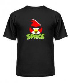 Мужская Футболка Angry Birds Вариант 14
