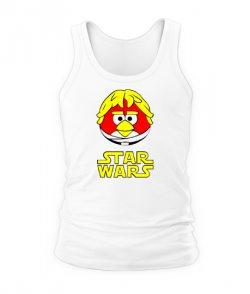 Мужская Майка Angry Birds Вариант 15
